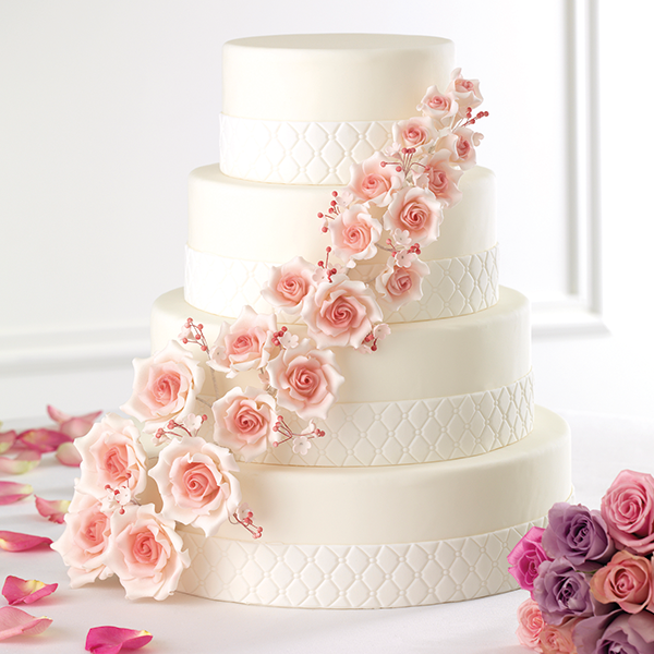 Wedding cake scarlett